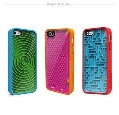 FUNDAS  CREATIVAS  PARA  IPHONE 5