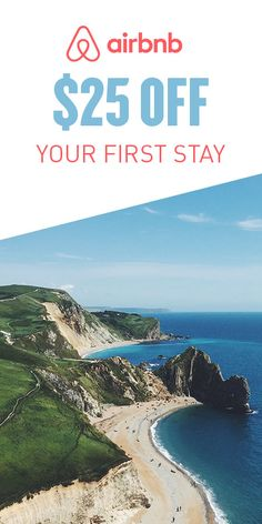 Get $25 off your first stay