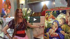 Lourdes María Barreto 🌸  Misa de fin de Año, en la Iglesia 💒 Con lo que nos cuesta ir a Misa, a mí me queda a 20 Minutos,  Bastante lejos, un  Sacrificio para Dios. 🎄💒✨ 31 de Diciembre 2016. Feliz Año 2017 🌠