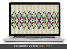{PRETTY TECH: wallpapers to keep your tech cozy} | The Sweet Escape