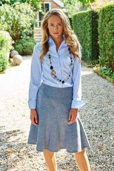 Anna Lascata Babette Skirt - Skirts - Ladies - Brocklehursts
