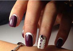 Evgeniay Russian nail art