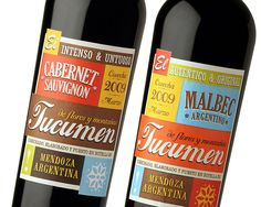 Tucumen is a new line of wines from Budeguer, a family company of immigrants who became major sugar producers in northern Argentina.
