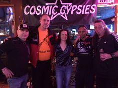 Hell Yeah.. we play the Cosmic Gypsies!!!