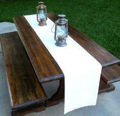 DIY Refinishing a Weathered Table
