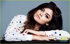 Find images and videos about pretty little liars, pll and lucy hale on We Heart It - the app to get lost in what you love. Aria Montgomery, Pretty People, Beautiful People, Most Beautiful, Beautiful Women, Beautiful Celebrities, American Idol, Lucy Hale Eyebrows, Pretty Little Liars Actrices