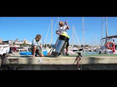 The Seabin Project | In-Water Automated Marina Rubbish Collector