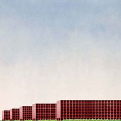 DOGMA | Venus. Proposal for 800 social housing units at Vieusseux-Villars-Franchises, Genève, 2013
