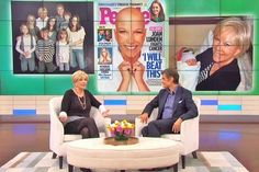 Dr. Oz: Joan Lunden talks breast cancer and sugar-free ketogenic ...