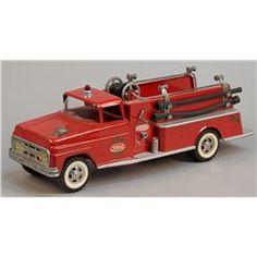 Tonka Suburban Fire Dept. Pumper Truck