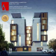Holding Company, Design Awards, Building Design, Italy, Mansions, Architecture, House Styles, Ideas, Projects
