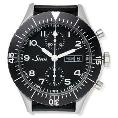 Watches By SJX: News: Sinn Tachymeter Chronograph exclusively for retailer Manufactum