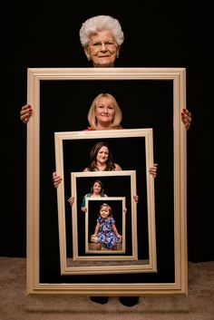 How To Make Generational Family Photos « Beatiful Gift Generation Pictures, Generation Photo, Creative Photography, Family Photography, Photography Poses, Creative Photos, Cool Photos, Big Family Photos, Foto Gif