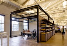 Metropolis: Hip Office Space in Philly