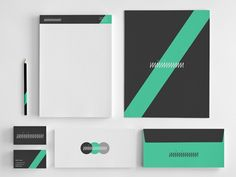 Stationary, i long for the days when clients actually used these and needed them designed :(