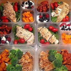 Mom with Muscle: Meal Prepping Part I: The Grocery List