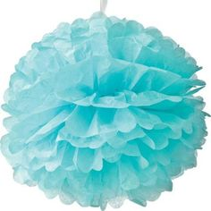 Our popular tissue paper pom poms are a must have for any event. Available in a rainbow of vibrant colors, they add a special touch to your events.