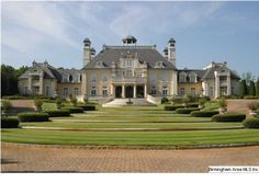 I liked this estate  in Birmingham, Alabama