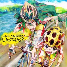 "[LASTGASP] release new single followed in the Last resort of the 1st full length album was released last month Link next week 19!! "" Theater Edition yowamushi pedal ' theme song! So I expand this single-♪(K) (Aug 2015)"