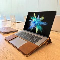 Luxury Styled MacBook Pro Case