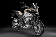 2017 Ducati Multistrada 1200 Enduro Pro updates