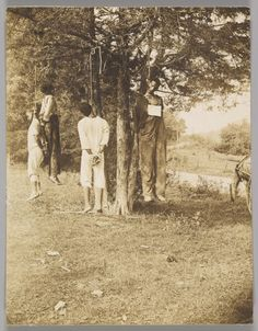 Image of the Day: Lynching