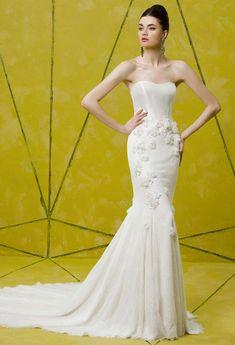 60+ Beautiful Floral Wedding Dress Ideas You'll Love It