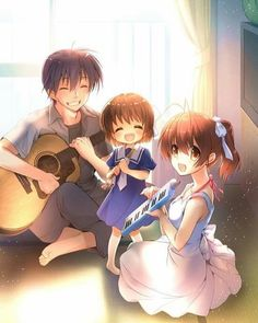 All About Anime. Daily Anime Posts Your One Hub For All Anime Needs Kawaii Anime, Loli Kawaii, Manga Anime, Sad Anime, Anime Love Couple, Cute Anime Couples, Anime Romans, Clannad Anime, Sakura Kinomoto