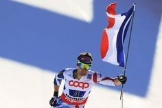 Jason Lamy-Chappuis brandira le drapeau français