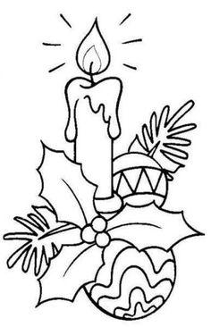 Zeichnen von Weihnachtsideen Malvorlagen Ideen – Puntadas par bordado a mano – - New Site Christmas Rock, Christmas Colors, Christmas Decorations, Christmas Ornaments, Christmas Ideas, Christmas Coloring Sheets, Christmas Drawing, Christmas Embroidery, Christmas Printables