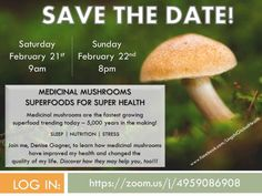 Attend this presentation to learn more about the 5 Elements theory of Traditional Chinese Medicine and how it relates with Alphay International's medicinal mushrooms formulas.