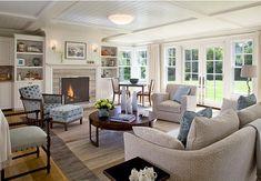 Photos of fine Cape Cod Homes - Lower Cape Farm House - Cape Cod Architects