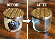 Repurpose Your Candle Jars With This Easy Trick