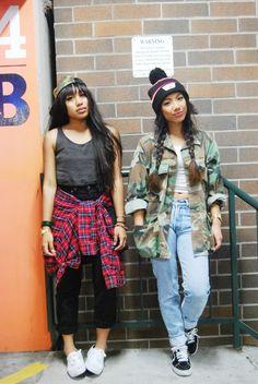 #UrbanFashion flannel & Camo