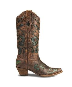 Corral Cognac Cowgirl Boot