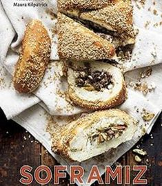 Soframiz: Vibrant Middle Eastern Recipes From Sofra Bakery And Cafe PDF