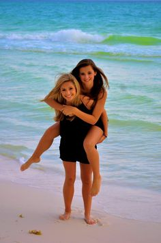 Beach with a best friend <3