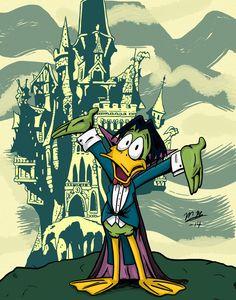 Count Duckula ( Conde Patula )