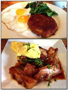 New York Food - a restorative brunch at Spitzer's Corner