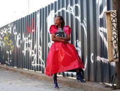 Streetstyle Post: PFW- 8 Looks to Love : Michelle Elie on #ATPB goo.gl/oo6RZZ