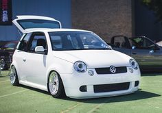 VW Lupo tuning pictures - VW Tuning Mag find more on the website