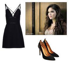 """#Dress 22"" by christiana-samuel on Polyvore featuring Prada"