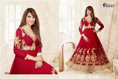 Fabulous Bridal Dress Anarkali Suit Indian by MaahRoseClothings