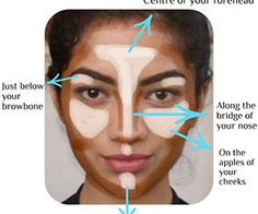 20 Highlighting and Contouring Hacks Tips and Tricks That Will Change Your Life-As a self-proclaimed beauty junkie, I'm a little ashamed to admit that I have yet to try highlighting and contouring. I love makeup and think it's super fun, but to be honest with you guys, highlighting and contouring looks really hard and complicated! I see all of these intricate drawings and photos on Pinterest detailing … Read More