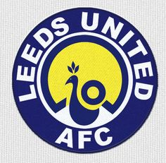 Leeds United: Peacock Badge [1981-1984]