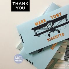 [ Boarding Pass Invitation ] Thank You For Sharing & Tagging Us / Designed By @augusteight_creates x #FastPrinting