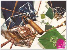 Surrealism, Watercolor Art, Mixed Media, Composition, Photograph, Paintings, Design, Xmas, Artists