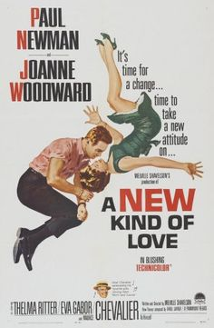 "FULL CLASSIC FILM! ""A New Kind of Love"" (1963) REMASTERED! 