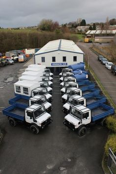 Atkinson Vos Ltd - Unimogs UK