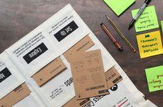 Using the design thinking toolki
